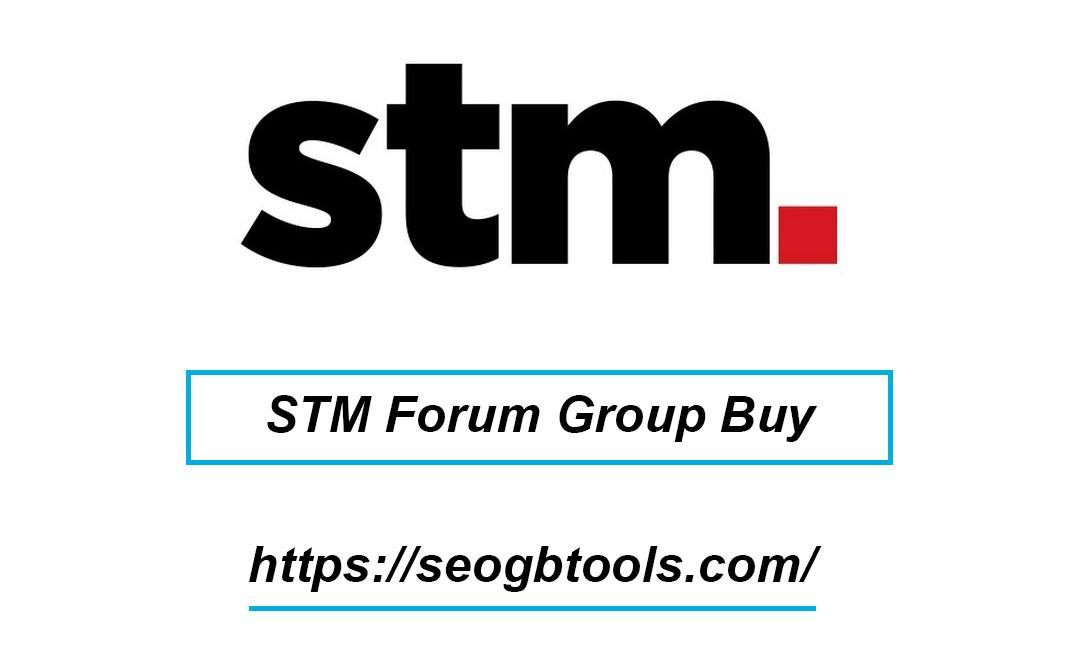 Stm Forum Group Buy